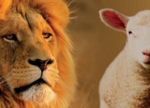 Агнец и Лев