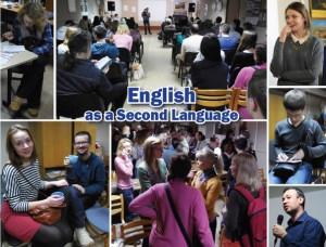 More than English!